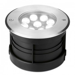 Enlite G-Lite Pro IP67 9W 4000K Stainless Steel LED Walkover Light