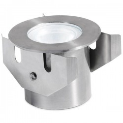 Enlite M-Lite Pro IP68 1W 3000K Stainless Steel LED Marker Light - 60mm