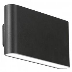 Enlite WallE Pro IP65 12W 4000K Black Up/Down LED Wall Light