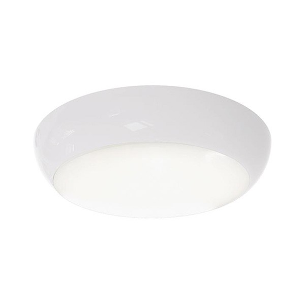 Ansell Disco Slim 13W 4000K LED Wall/Ceiling Light With