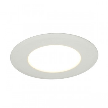 Ansell Bexar 5W 3000K Fixed LED Downlight