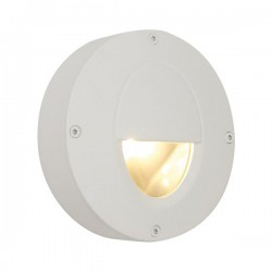Ansell Callisto AC 4W 3000K White LED Low Level Wall Light