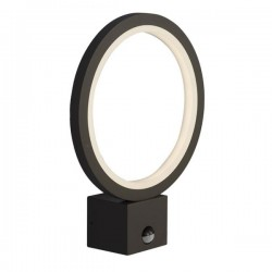 Ansell Visage 10W 4000K LED Wall Light with PIR