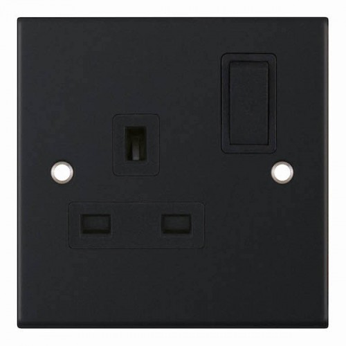 Selectric 5m 1 Gang 13a Dp Switched Socket Dsl921 At Ukes