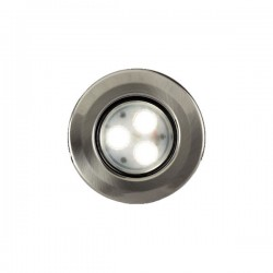 Collingwood Halers H4 Pro 550 3000K Dimmable Adjustable LED Downlight with Emergency Pack - 70° Beam Angle