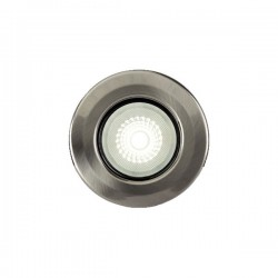 Collingwood Halers H4 Pro 550 SPS 3000K Dimmable Adjustable LED Downlight with Emergency Pack - 55° Beam Angle