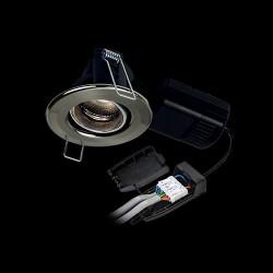 Collingwood Halers H4 Pro Elect Dim to Warm Adjustable LED Downlight - 45° Beam Angle