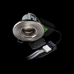 Collingwood Halers H2 Pro Elect 3000K Dimmable Fixed LED Downlight - 45° Beam Angle