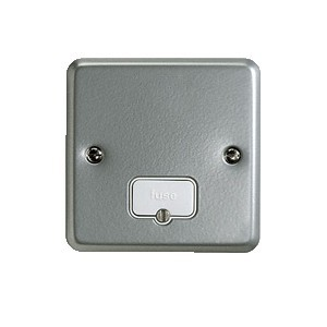 MK Electric Metalclad Plus™ 13A Unswitched Fused Connection Unit