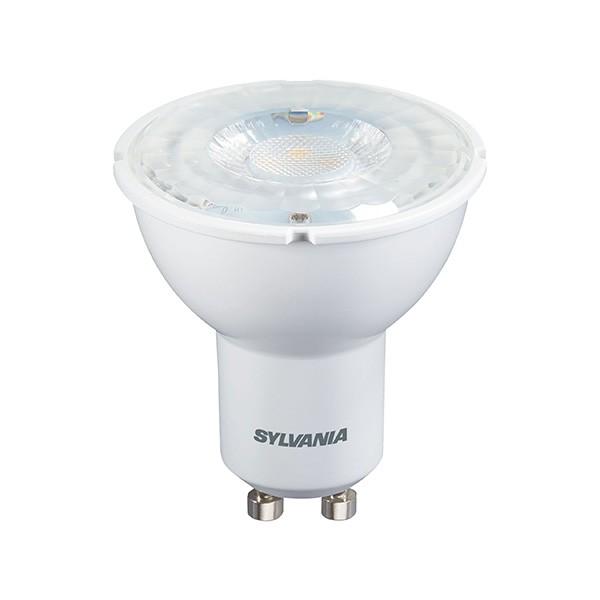 Sylvania RefLED 5W Warm White Dimmable GU10 LED Bulb at UK ...