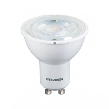 Sylvania RefLED 5W Warm White Dimmable GU10 LED Bulb