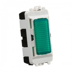Knightsbridge Grid Green Indicator Module
