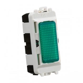 Knightsbridge Grid Green Indicator Module