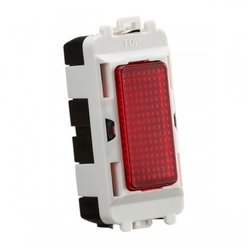 Knightsbridge Grid Red Indicator Module