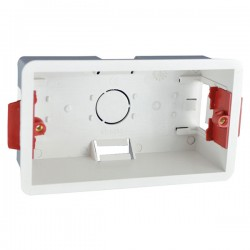 Norslo 2 Gang 47mm Dry Lining Box