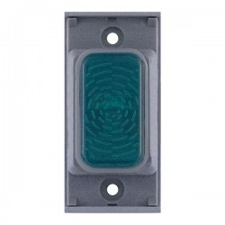 Selectric GRID360 Green Neon Module with Grey Insert