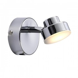 Nordlux Alfdis Chrome Wall Light