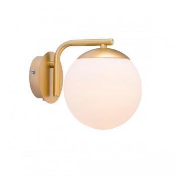 Nordlux Grant Brass Wall Light
