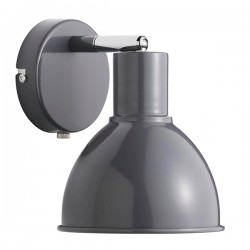 Nordlux Pop Anthracite Wall Light