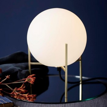 Nordlux Alton Brushed Brass Table Lamp