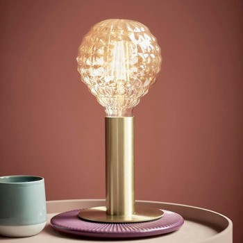 Nordlux Dean Brass Table Lamp