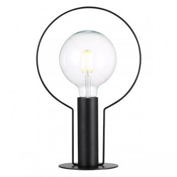 Nordlux Dean Halo Black Table Lamp