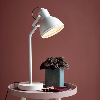 Nordlux Aslak White Table Lamp