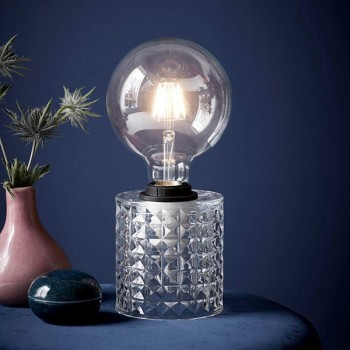 Nordlux Hollywood Clear Table Lamp