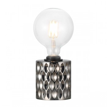 Nordlux Hollywood Smoked Table Lamp