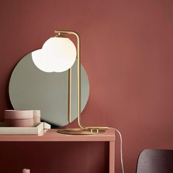 Nordlux Grant Brass Table Lamp