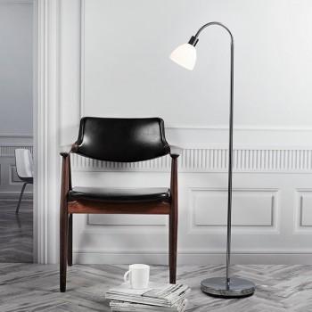 Nordlux Ray Chrome Floor Lamp