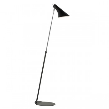 Nordlux Vanila Black Floor Lamp