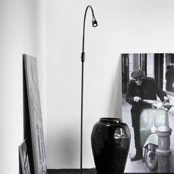 Nordlux Mento Black Floor Lamp