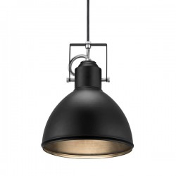 Nordlux Aslak Black Pendant Light