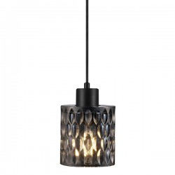 Nordlux Hollywood Smoked Pendant Light