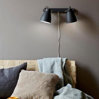 Nordlux Largo Double Black Spotlight
