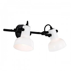 Nordlux Parson Double Black Spotlight