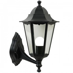 Nordlux Cardiff Black Outdoor Wall Light