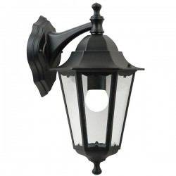Nordlux Cardiff Hanging Black Outdoor Wall Light