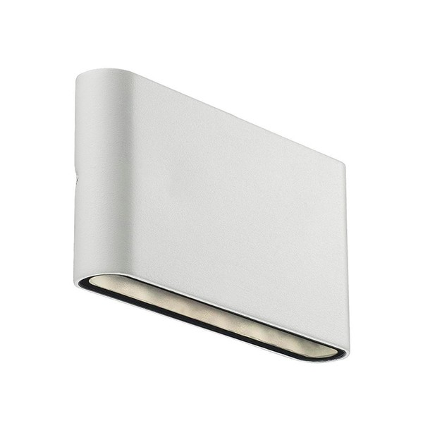 Nordlux Kinver Up Down White Outdoor Wall Light
