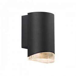 Nordlux Arn Black Outdoor Wall Light
