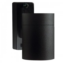 Nordlux Tin Black Outdoor Wall Light