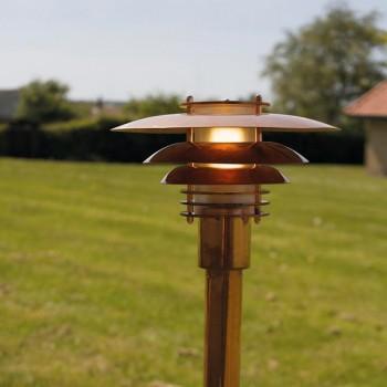 Nordlux Phoenix Mini Copper Outdoor Bollard Light