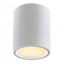 Nordlux Energetic Fallon 12cm White Ceiling Light