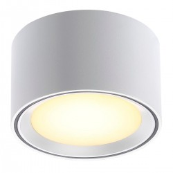 Nordlux Energetic Fallon 6cm White Ceiling Light