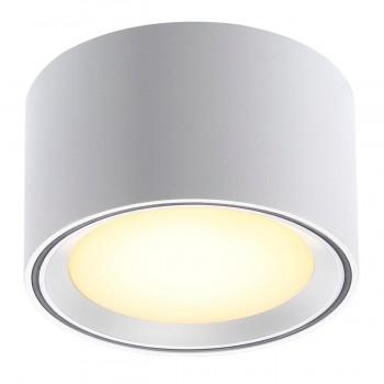 Nordlux Energetic Fallon 6cm White Ceiling Light