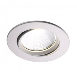 Nordlux Energetic Fremont 2700K Adjustable White LED Downlight Kit