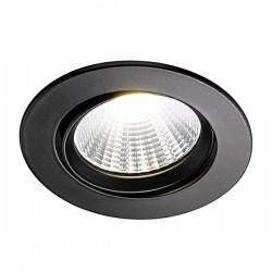 Nordlux Energetic Fremont 2700K Adjustable Black LED Downlight Kit