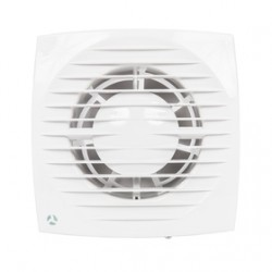Airflow ARIA100T Aria 100mm White Ceiling Extractor Fan with Timer