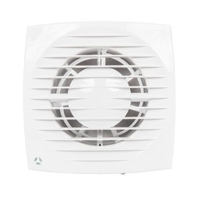 Airflow ARIA100HT Aria 100mm White Ceiling Extractor Fan with Humidistat and Timer